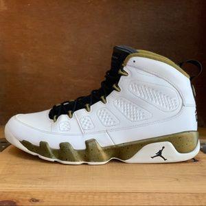 Jordan Shoes - Jordan 9 Retro Statue Mens size 12